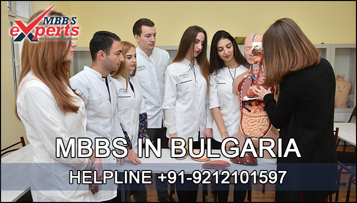 MBBS From Bulgaria - MBBS Experts