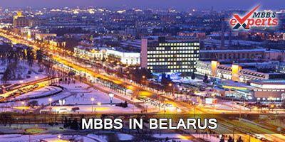 MBBS in Belarus - MBBSExperts