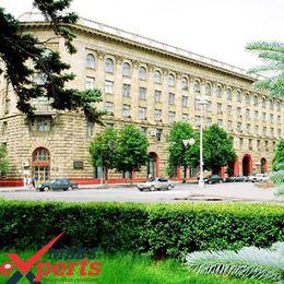 Volgograd State Medical University building