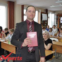 Volgograd State Medical University guest lecture