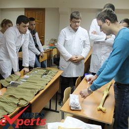 Volgograd State Medical University practical training
