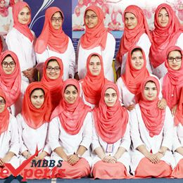Ad Din Women Medical College Students - MBBSExperts
