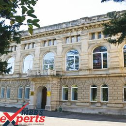 akaki tsereteli state university building