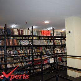 akaki tsereteli state university library