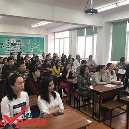 Al Farabi Kazakh National University Classroom - MBBSExperts