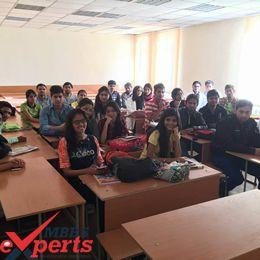 altai state medical university classroom