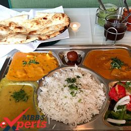 Anhui Medical University Indian Food - MBBSExperts