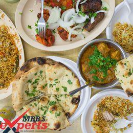 Anwar Khan Medical College Indian Food - MBBSExperts