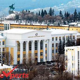 bashkir state medical university building