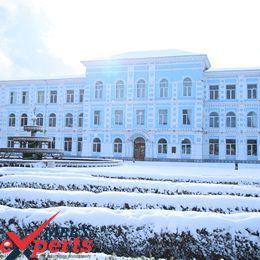 batumi shota rustaveli state university building