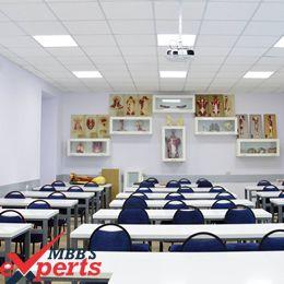 batumi shota rustaveli state university class room