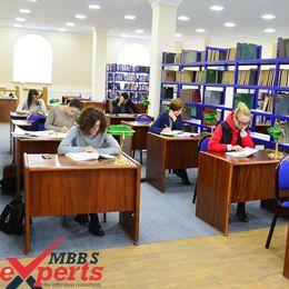 batumi shota rustaveli state university library