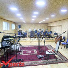 batumi shota rustaveli state university music room