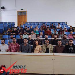 Beihua University Classroom - MBBSExperts