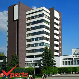 Belarusian State Medical University Building - MBBSExperts