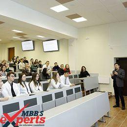 Belarusian State Medical University Classroom - MBBSExperts