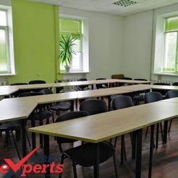 black sea national university class  room