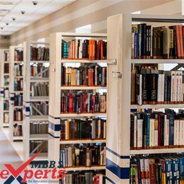 bogomolets national medical university library
