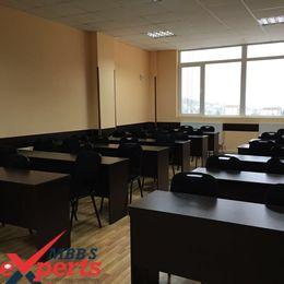 caucasus international university class-room