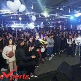 caucasus international university fresher party