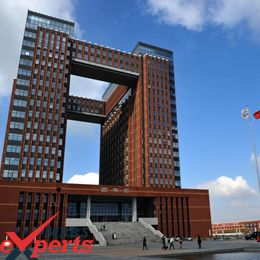 China Medical University Building - MBBSExperts