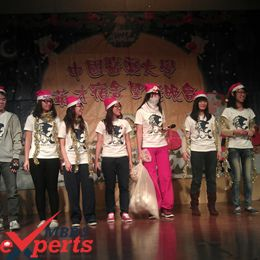 China Medical University Event - MBBSExperts