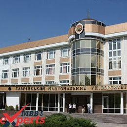 crimea state medical university building