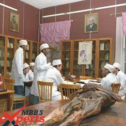 crimea state medical university lab