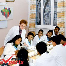 crimea state medical university practical training