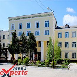 dagestan state medical university building