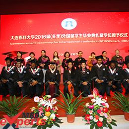 Dalian Medical University Graduation Ceremony - MBBSexperts