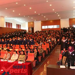 Dalian Medical University Guest Lecture - MBBSexperts
