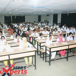 Dhaka National Medical Institute Guest Lecture - MBBSExperts