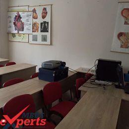 european university class room