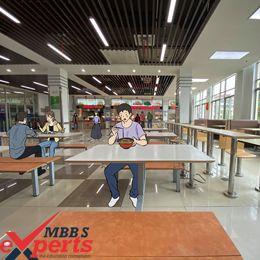 Fudan University Canteen - MBBSExperts