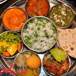 Fudan University Indian Food - MBBSExperts