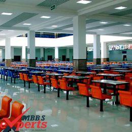 Fujian Medical University Canteen - MBBSExperts