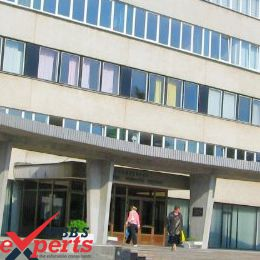 grodno state medical university building - MBBSExperts