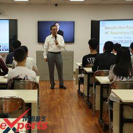 Guangzhou Medical University Classroom - MBBSExperts