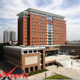 Hebei Medical University Building - MBBSExperts
