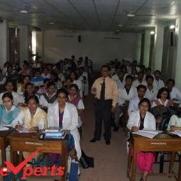 Holy Family Red Crescent College Classroom - MBBSExperts