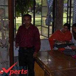 Holy Family Red Crescent College Guest Lecture - MBBSExperts