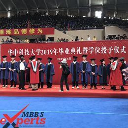 Huazhong University of Science And Technology Graduation Ceremony - MBBSExperts