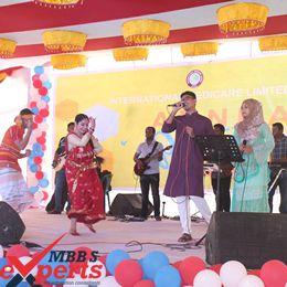 International Medical College Hospital Cultural Event - MBBSExperts