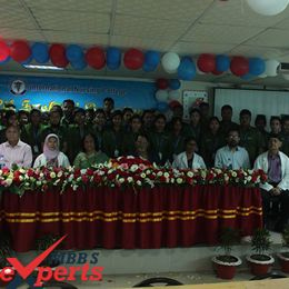 International Medical College Hospital Event - MBBSExperts