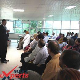 International Medical College Hospital Seminar - MBBSExperts