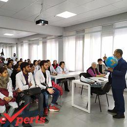 International School of Medicine Classroom - MBBSExperts