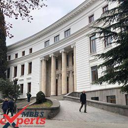 ivane javakhishvili tbilisi state university building