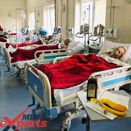 ivane javakhishvili tbilisi state university hospital
