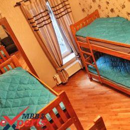 ivane javakhishvili tbilisi state university hostel